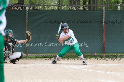 WBHS Softball at Ursaline-52