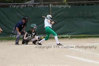 WBHS Softball at Ursaline-75