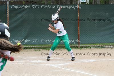 WBHS Softball at Ursaline-3