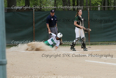WBHS Softball at Ursaline-34
