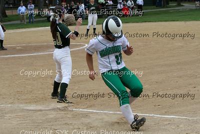 WBHS Softball at Ursaline-12