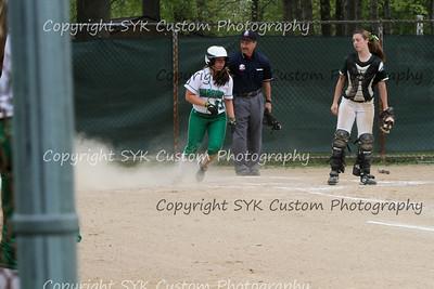 WBHS Softball at Ursaline-36
