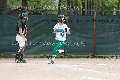 WBHS Softball at Ursaline-67