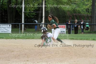 WBHS Softball at Ursaline-19