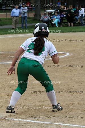 WBHS Softball at Ursaline-13