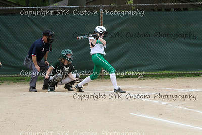 WBHS Softball at Ursaline-76