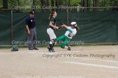 WBHS Softball at Ursaline-31