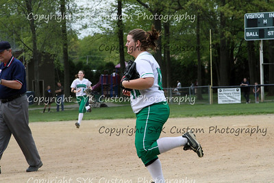WBHS Softball at Ursaline-85