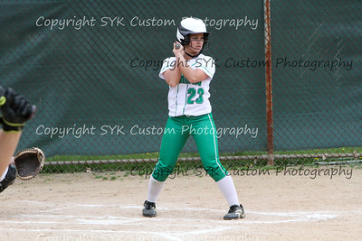 WBHS Softball at Ursaline-2