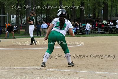 WBHS Softball at Ursaline-14