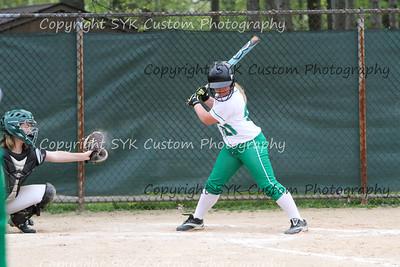 WBHS Softball at Ursaline-62