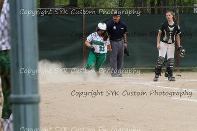 WBHS Softball at Ursaline-35