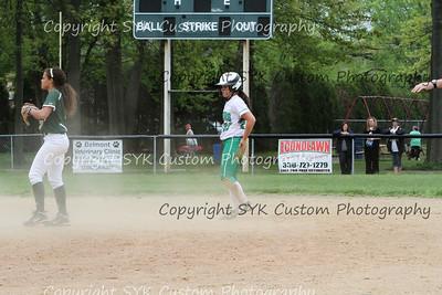 WBHS Softball at Ursaline-22