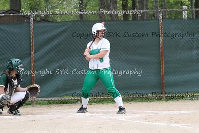 WBHS Softball at Ursaline-28