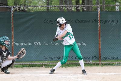 WBHS Softball at Ursaline-40