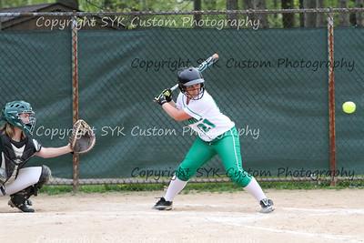 WBHS Softball at Ursaline-61