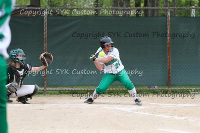 WBHS Softball at Ursaline-51