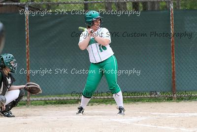 WBHS Softball at Ursaline-48