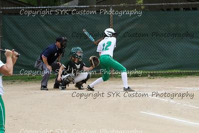 WBHS Softball at Ursaline-73