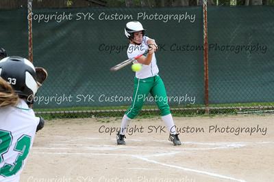 WBHS Softball at Ursaline-6