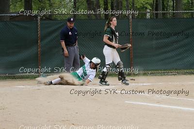 WBHS Softball at Ursaline-33