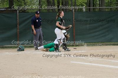WBHS Softball at Ursaline-32