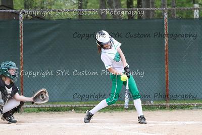 WBHS Softball at Ursaline-41
