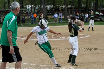 WBHS Softball at Ursaline-9