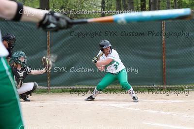 WBHS Softball at Ursaline-59