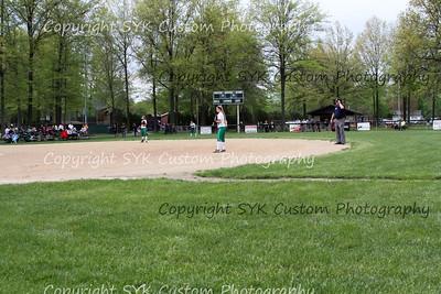 WBHS Softball at Ursaline-77