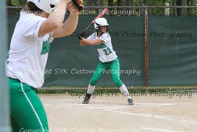 WBHS Softball at Ursaline-26