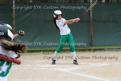 WBHS Softball at Ursaline-7