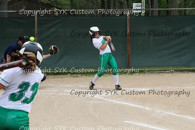 WBHS Softball at Ursaline-4