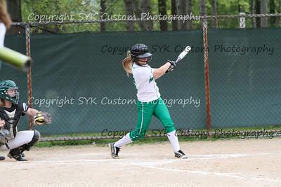 WBHS Softball at Ursaline-43