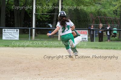 WBHS Softball at Ursaline-16