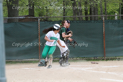 WBHS Softball at Ursaline-30