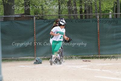 WBHS Softball at Ursaline-29