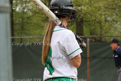 WBHS Softball at Ursaline-38