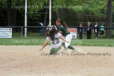 WBHS Softball at Ursaline-18
