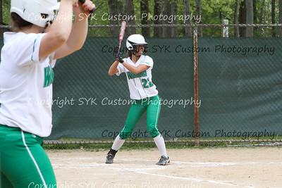 WBHS Softball at Ursaline-25