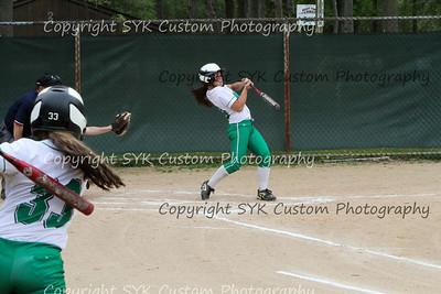 WBHS Softball at Ursaline-5