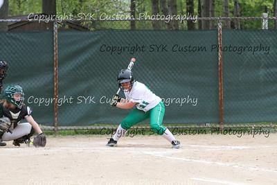 WBHS Softball at Ursaline-58