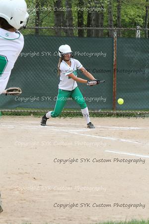 WBHS Softball at Ursaline-27