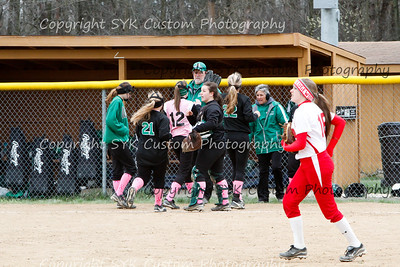 WBHS Softball vs Edgewood-16