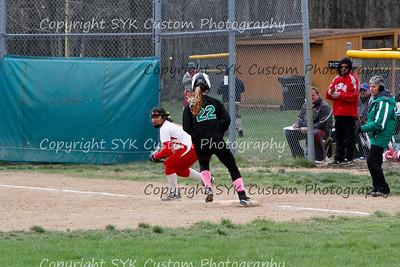 WBHS Softball vs Edgewood-42