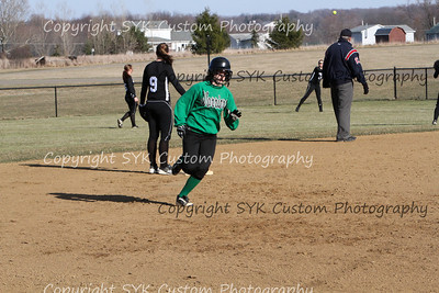 WBHS Softball vs Carrollton-96