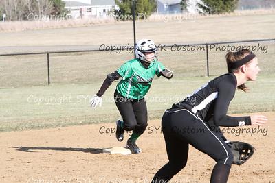 WBHS Softball vs Carrollton-75