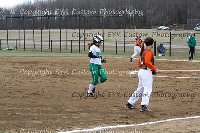 WBHS Softball vs EPalestine-22