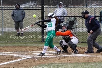 WBHS Softball vs EPalestine-7