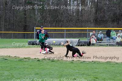 WBHS Softball vs EPalestine-85